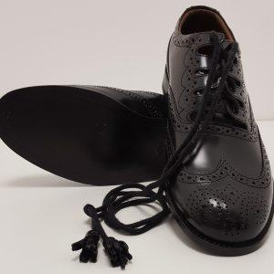 Adult Ghillie Kilt Brogues Leather Sole