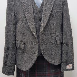 Harris Tweed Laxdale Crail Jacket & Vest