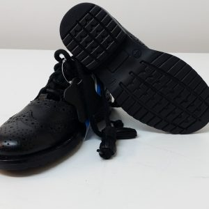 Kids Youths Ghillie Brogues