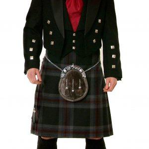 Scotland Lionheart Kilt Set