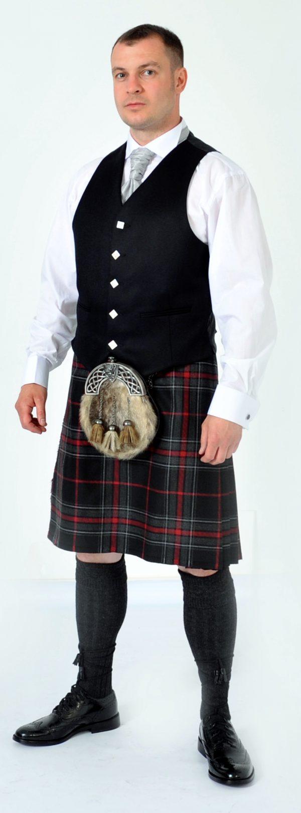Argyll Vest Only